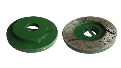 031197 - Dia-disc Nat d.100 SF 25x5mm Korrel 0 Gr