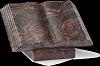 Boek Staand Himalaya Blue 35x25x3,5cm