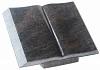 Boek Staand Himalaya Blue 40x30x4cm