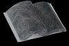 Boek Staand Himalaya Blue 40x30x10cm